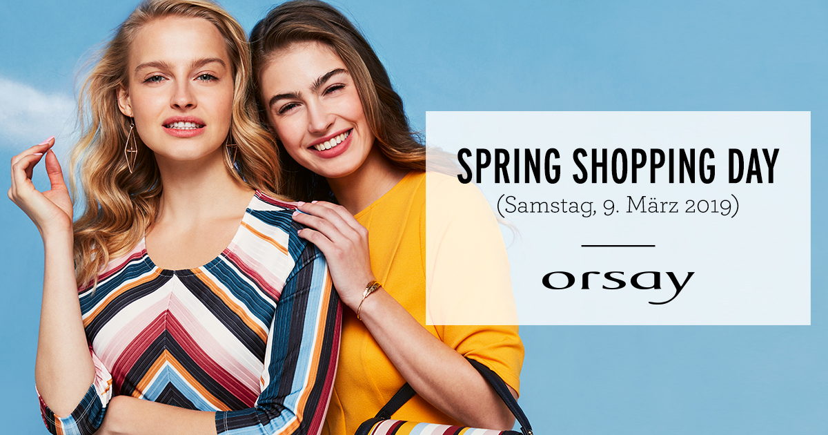 ORSAY Shop Event Banner 1200x630